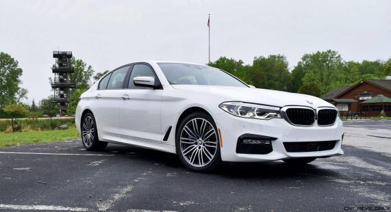 2017 BMW 540i 32