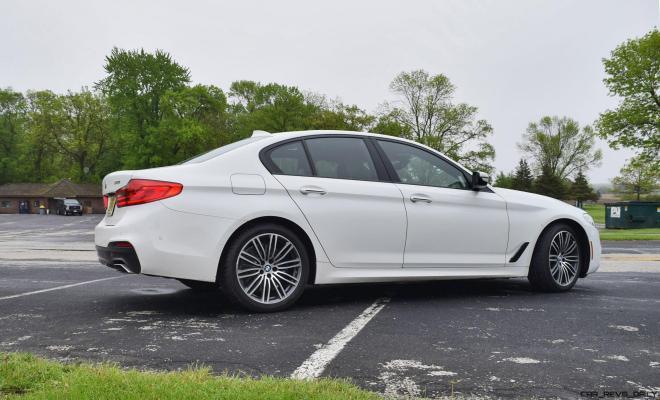 2017 BMW 540i 41