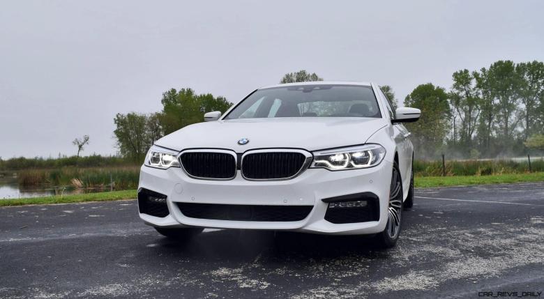 2017 BMW 540i 7