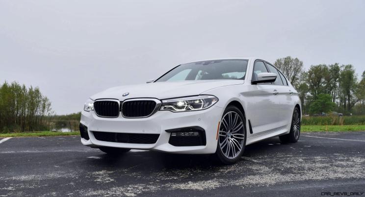 2017 BMW 540i 9