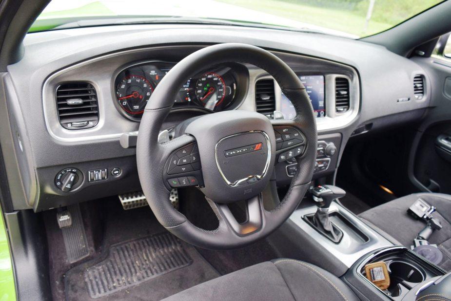 2017 Dodge Charger DAYTONA 45