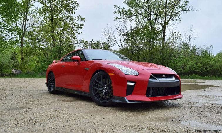 2017 Nissan GT-R Review 15