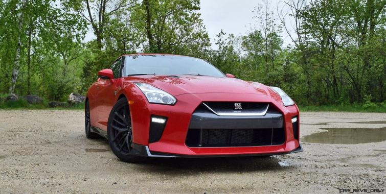 2017 Nissan GT-R Review 2