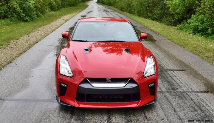 2017 Nissan GT-R Review 44