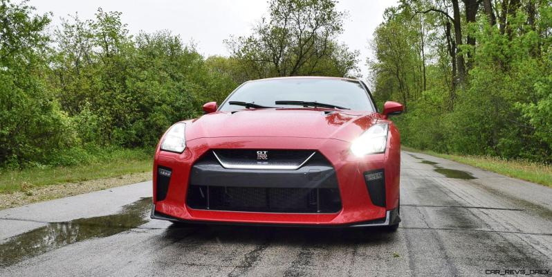 2017 Nissan GT-R Review 45