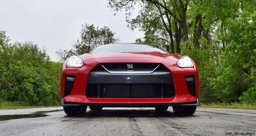 2017 Nissan GT-R Review 49