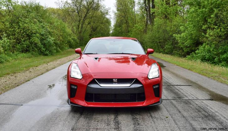 2017 Nissan GT-R Review 51