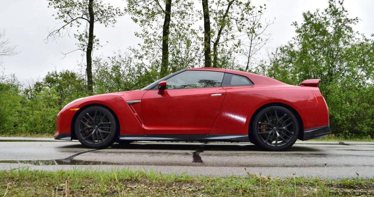2017 Nissan GT-R Review 62