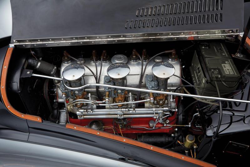 1937 Talbot-Lago T150-C SS 1