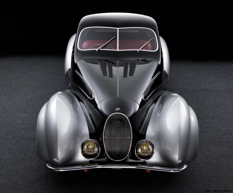1937 Talbot-Lago T150-C SS 13
