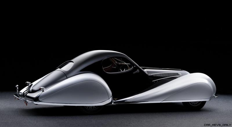 1937 Talbot-Lago T150-C SS 19