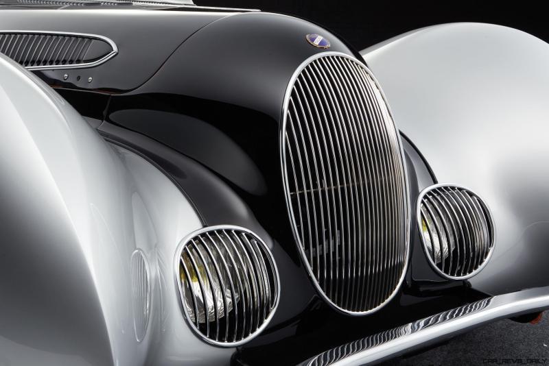 1937 Talbot-Lago T150-C SS 5