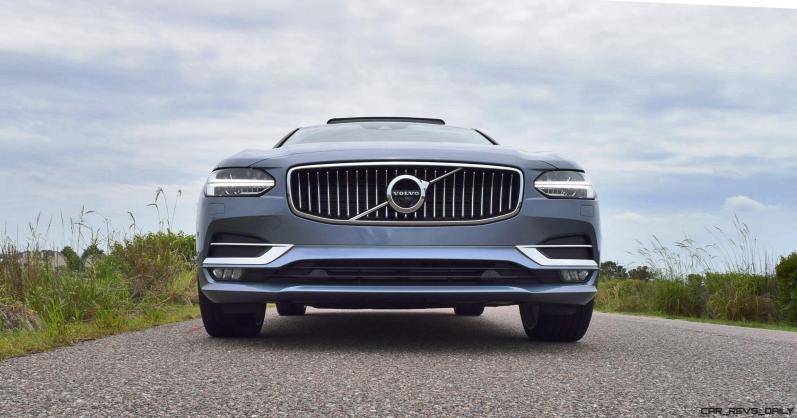 2017 Volvo S90 9