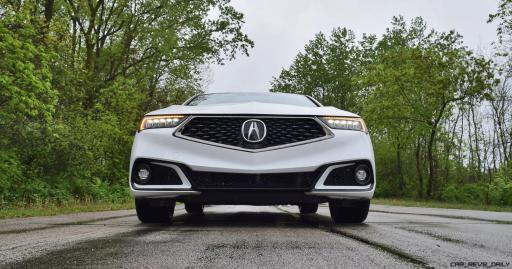 2018 Acura TLX A-Spec 2