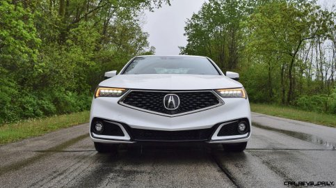 2018 Acura TLX A-Spec 3