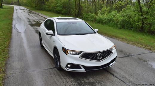 2018 Acura TLX A-Spec 30