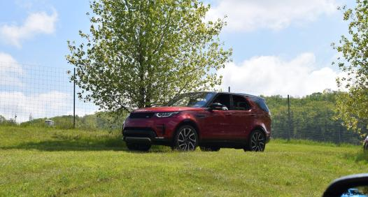 2018 Land Rover DISCOVERY 1