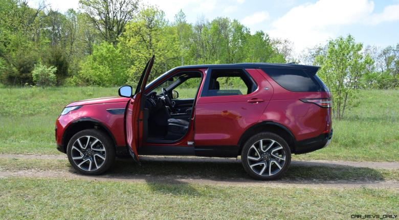 2018 Land Rover DISCOVERY 16