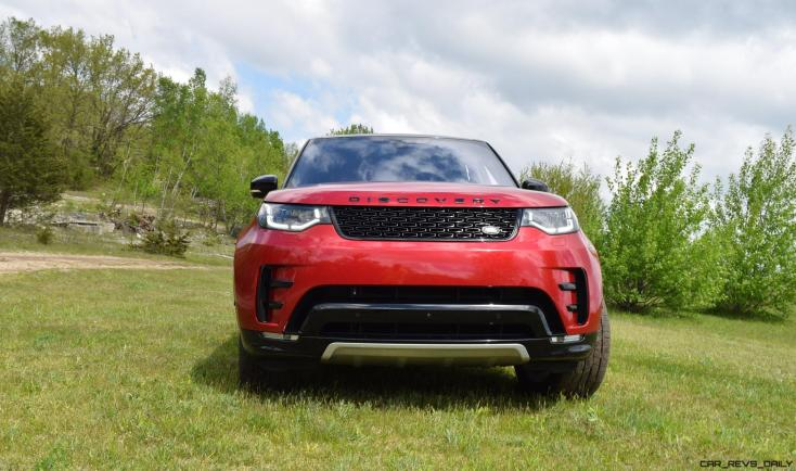 2018 Land Rover DISCOVERY 19