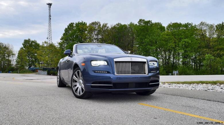 Rolls-Royce DAWN EXTERIORS 14