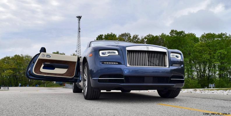 Rolls-Royce DAWN EXTERIORS 2