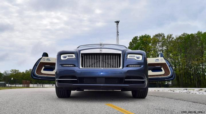Rolls-Royce DAWN EXTERIORS 3
