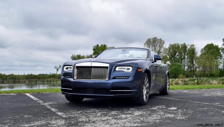 Rolls-Royce DAWN EXTERIORS 32