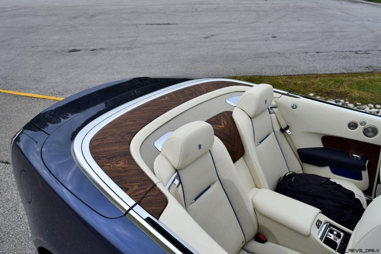 Rolls Royce Dawn INTERIORS 11