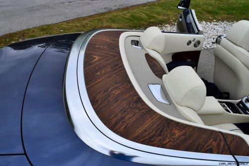 Rolls Royce Dawn INTERIORS 12