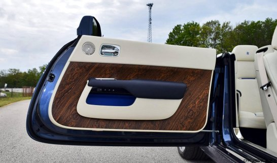 Rolls Royce Dawn INTERIORS 2