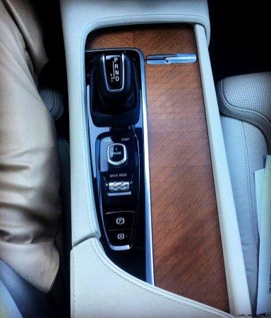 VOLVO S90 T6 AWD Interiors 20