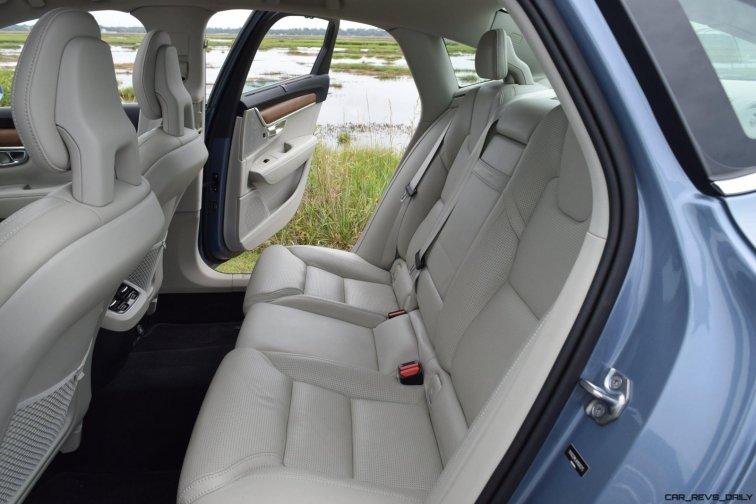 VOLVO S90 T6 AWD Interiors 6