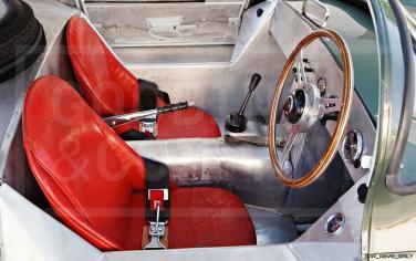 1957 Arnott-Climax 1100 GT 13