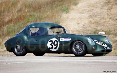 1957 Arnott-Climax 1100 GT 4