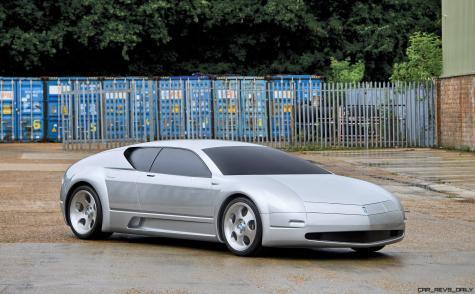 1999 DeTomaso Nuova Pantera 2000 Prototype 1