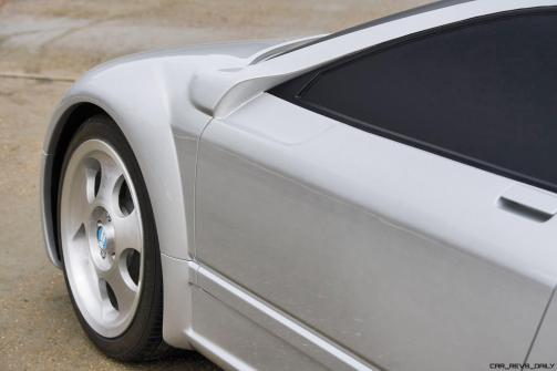 1999 DeTomaso Nuova Pantera 2000 Prototype 13