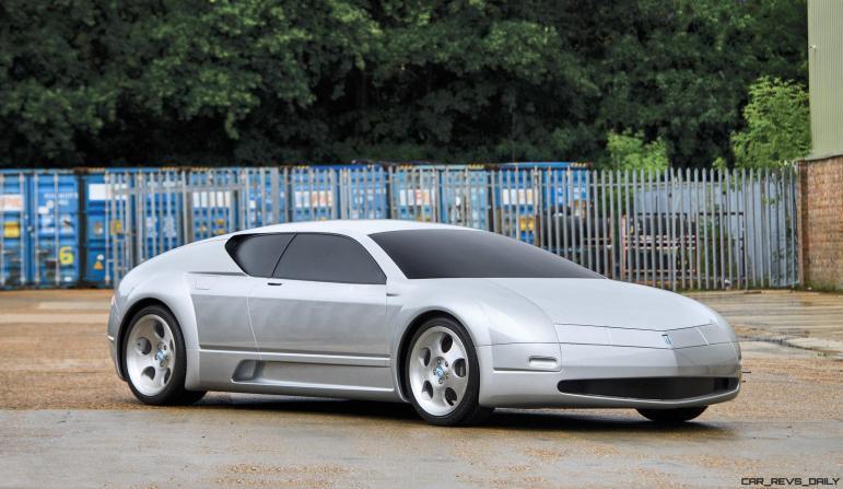 1999 DeTomaso Nuova Pantera 2000 Prototype 15