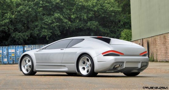 1999 DeTomaso Nuova Pantera 2000 Prototype 2