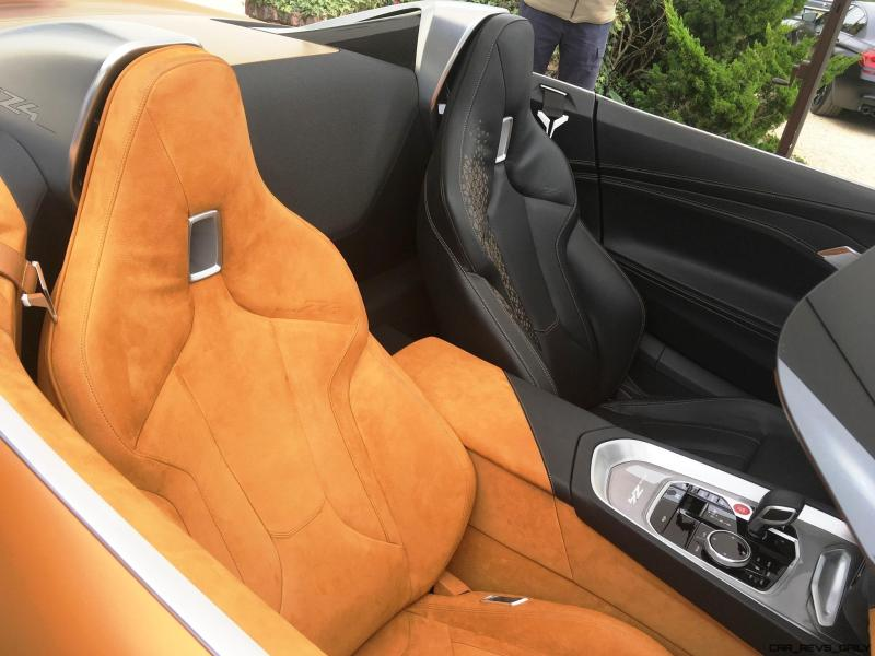 2017 BMW Z4 Concept By James Crabtree 44