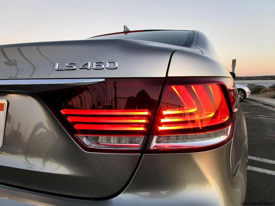 2017 Lexus LS460 F Sport Exteriors 5