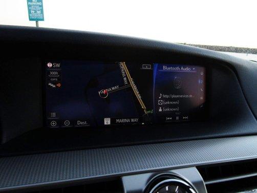 2017 Lexus LS460 F Sport Interiors 1