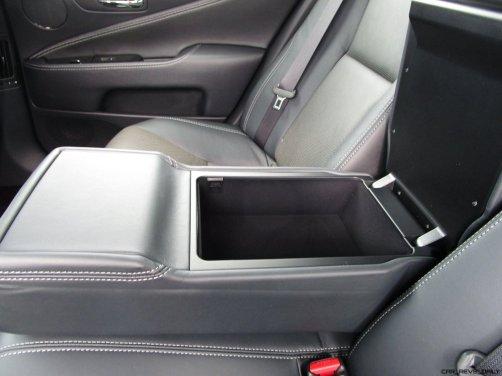 2017 Lexus LS460 F Sport Interiors 27