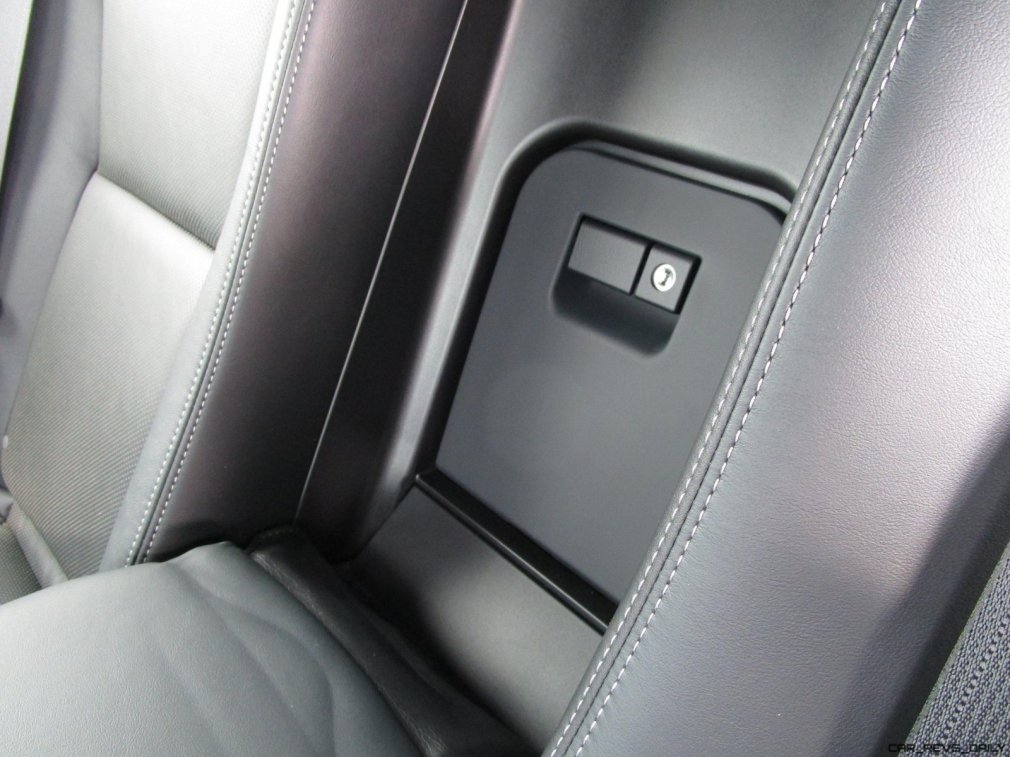 2017 Lexus LS460 F Sport Interiors 28