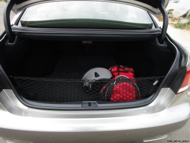 2017 Lexus LS460 F Sport Interiors 35