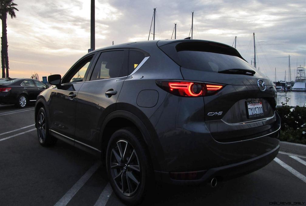 2017 Mazda CX-5 Exteriors 7