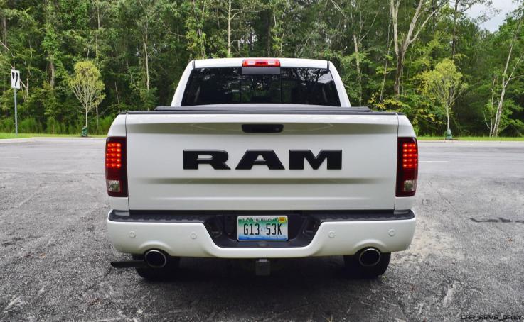 2017 RAM Sport Night Edition EXTERIORS 12