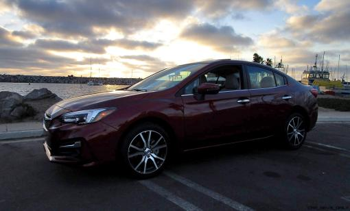 2018 Subaru Impreza 2.0i Limited Sedan 5
