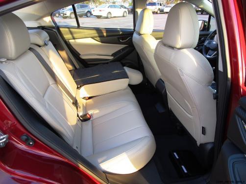 2018 Subaru Impreza INTERIOR 21