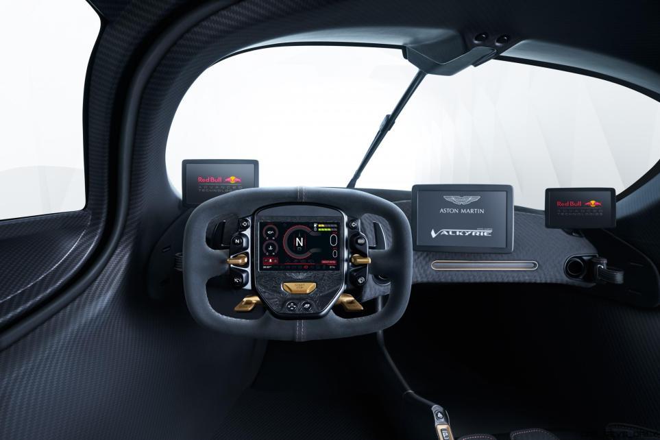 Aston Martin VALKYRIE 7