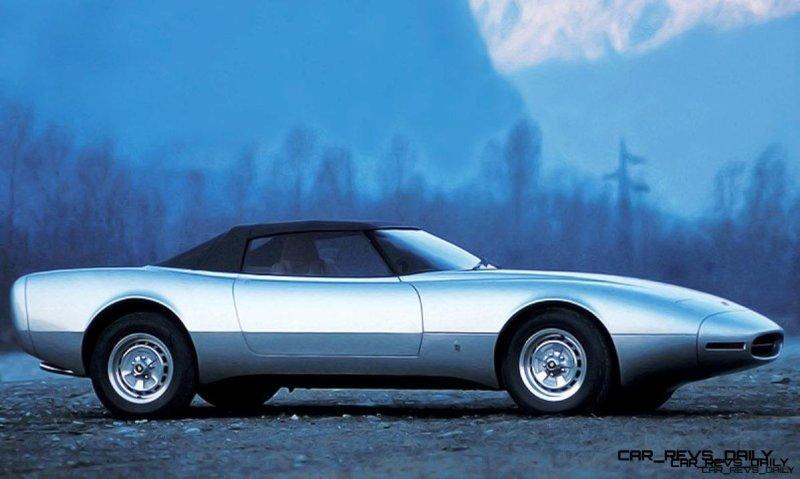 Concept Flashback - 1978 JAGUAR XJ Spider by Pininfarina 3